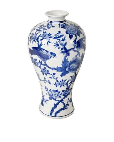 A&B Home Medium Ceramic Bird Vase