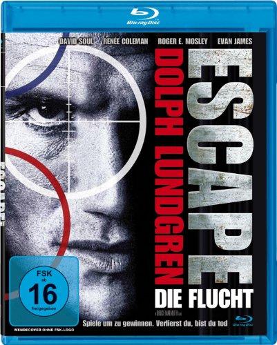 Escape - Die Flucht [Blu-ray]