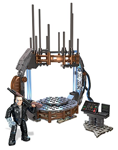 Mega Bloks Genisys Time Machine - 1