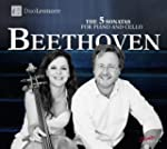 Beethoven: The 5 Sonatas for Cello &...