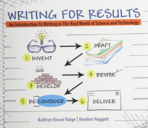 Writing for Results: An Introduction to Writing in the Real World of Science and Technology