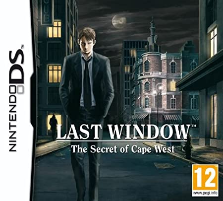 Last Window Secret of Cape West (NDS) (UK)