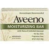 Aveeno Aveeno Active Naturals Moisturizing Bar Fragrance Free