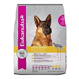 Eukanuba German Shepherd Dry Dog Food 36 lb