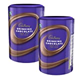 2 x 250g Cadbury Fairtrade Drinking Chocolate