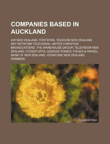 companies-based-in-auckland-air-new-zealand-fonterra-telecom-new-zealand-sky-network-television-unit