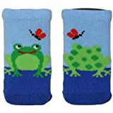 Funky Fone Sox Mobile Phone Sock - Friendly Frog