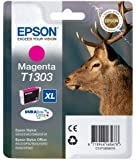 Epson Ink Cart T130 Retail Pack Untagged - Magenta