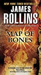Map of Bones   [MAP OF BONES] [Mass Market Paperback]