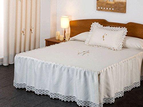 Colcha de verano Paris para cama 105cm