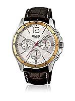 Casio Reloj con movimiento cuarzo japonés Man MTP-1374L-7A 35 mm