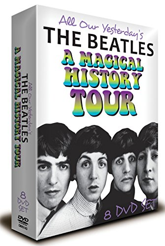 All Our Yesterdays - The Beatles A Magical History Tour [8 DVD Box Set] [2014] [Edizione: Regno Unito]