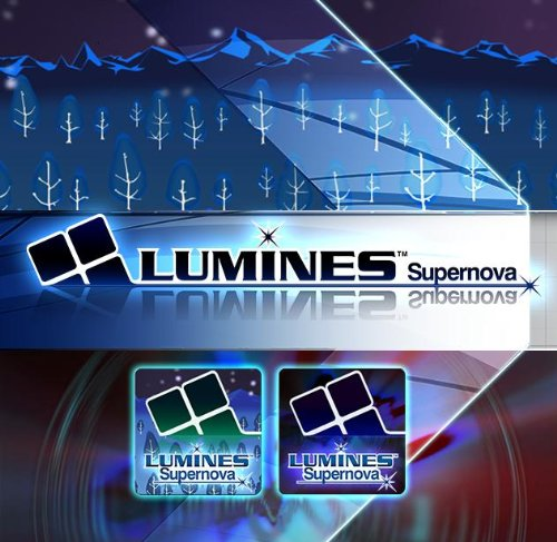 LUMINES Supernova Add-On Bundle [Online Game Code]