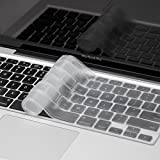 "CABLESETCâ""¢ Ultra Clear TPU Keyboard Protector For Apple Macbook Air Pro Retina 13.3 15.4"