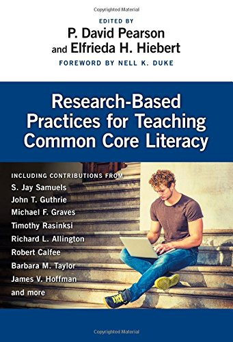 Research-Based Practices for Teaching Common Core Literacy: 1/0/1900