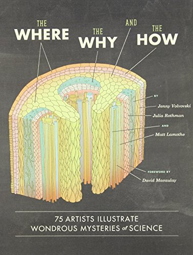 The Where, the Why, and the How: 75 Artists Illustrate Wondrous Mysteries of Science