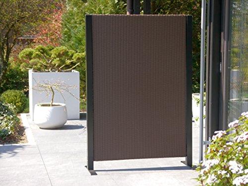 polyrattan sichtschutz preisvergleiche. Black Bedroom Furniture Sets. Home Design Ideas