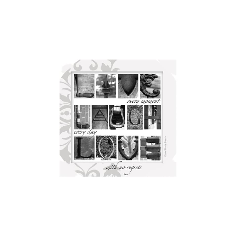 Thirstystone 4 Piece Live, Laugh and Love Coaster Set