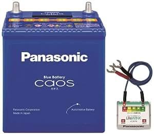 Panasonic [ パナソニック ] 国産車バッテリー [ Blue Battery カオス S5 ] 「 LifeWINK同梱 」 N-80B24L
