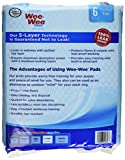 Four Paws Wee-Wee Extra Large Dog Housebreaking Pads, 6 Pack