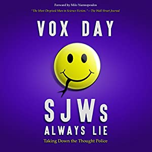 SJWs Always Lie Audiobook