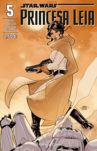 Star Wars Princesa Leia - Número 5 (Cómics Marvel Star Wars)