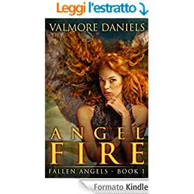 Angel Fire (Fallen Angels - Book 1) (English Edition)