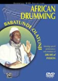 cover of African Drumming