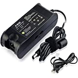 AC Power Adapter/Battery Charger 90 Watt for Dell Latitude 100L ATG D620 D400 D420 D500 D510 D600 D610 D620 D630 D640 D800 D810 D820 D830 E4200 E4300 E5400 E5420 E5500 E5510 E6400 E6410 E6420 E6500 E6510