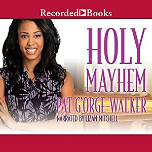 Holy Mayhem Audiobook
