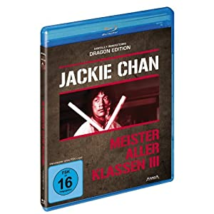 Jackie Chan - Meister aller Klassen 3 - Dragon Edition [Blu-ray] [Import allemand]