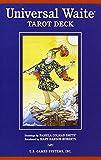 Universal Waite Tarot Deck (1572815612) by Pamela Colman Smith