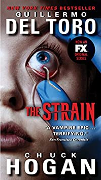 The Strain by Guillermo Del Toro ebook deal