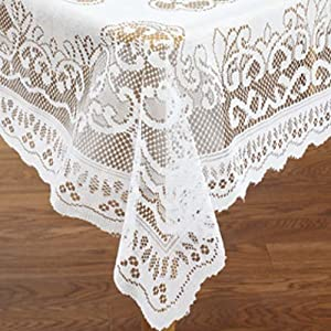 """LACE TABLECLOTH RECTANGLE (54"""" X 72"""")"""