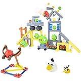 Angry Birds K'nex Mission Mayham & Hammin Around Value Pack with 2 Bonus Character Sets