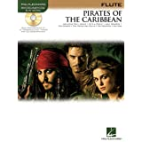 "Pirates of the Caribbean: Flute [With CD] (Hal Leonard Instrumental Play-Along)von ""Klaus Badelt"""