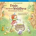 Frida, die kleine Waldhexe: Drei spannende Abenteuer Hörbuch von Jutta Langreuter Gesprochen von: Cathlen Gawlich