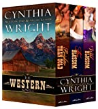 The Western Novels: Brighter than Gold, Fireblossom, Wildblossom