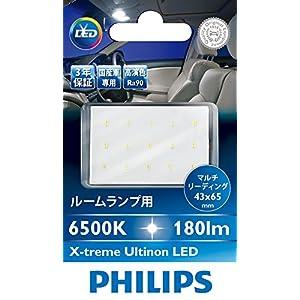 PHILIPS エクストリームアルティノンLEDマルチリーディングルームランプ HCRI 43x65 6500K