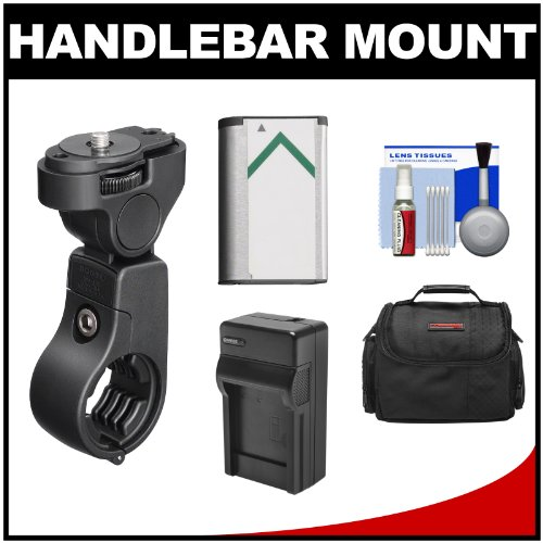 Sony VCT-HM1 Handlebar Mount  NP-BX1 Battery