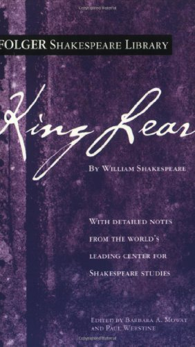 King Lear (The New Folger Library Shakespeare)
