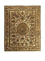 CarpeTrade Alfombra Deluxe Persian Vintage (Barro/Beige)