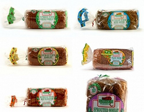 Alvarado St. Bakery Sprouted Breads Variety Pack (Pack of 6) (Alvarado St Bakery compare prices)