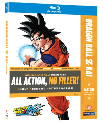 Dragon Ball Z Kai: Season One, Part One [Blu-ray]