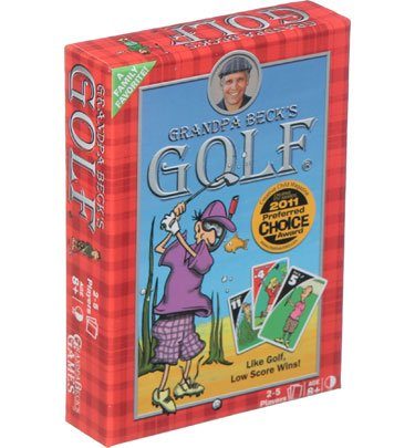 Grandpa Beck's Golf Card Game