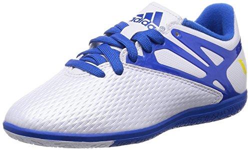 [アディダス] adidas サッカーシューズ メッシ 10.3 IN J B25454 B25454 (マットアイスメット F12/ブライトイエロー/コアブラック/22.0)