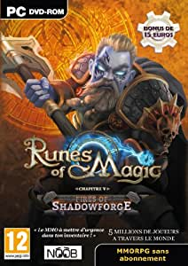 Runes of Magic V : Fires of Shadowforge