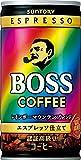 サントリー コーヒー ボス レインボーマウンテンブレンド 185g×30本 ランキングお取り寄せ