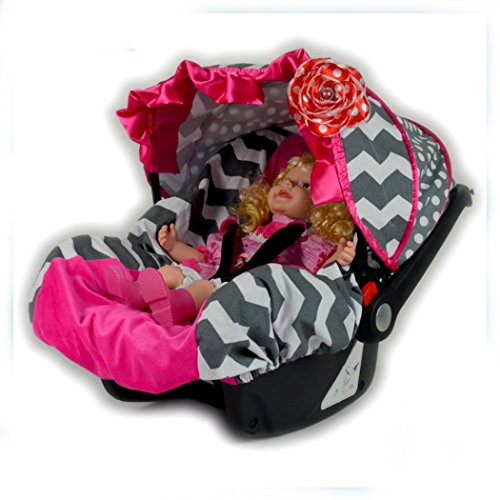Rush Dance Toddler Infant Baby Complete Car Seat Cover