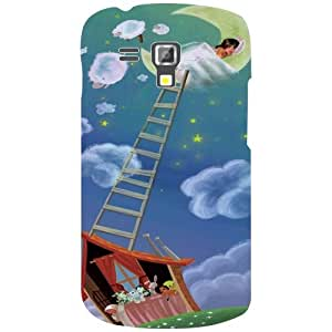 Samsung Galaxy S Duos 7582 Back Cover - Climb Up Designer Cases